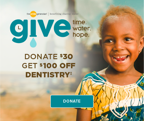 Donate $30, Get $100 Off Dentistry - Crabapple Smiles Dental Group and Orthodontics