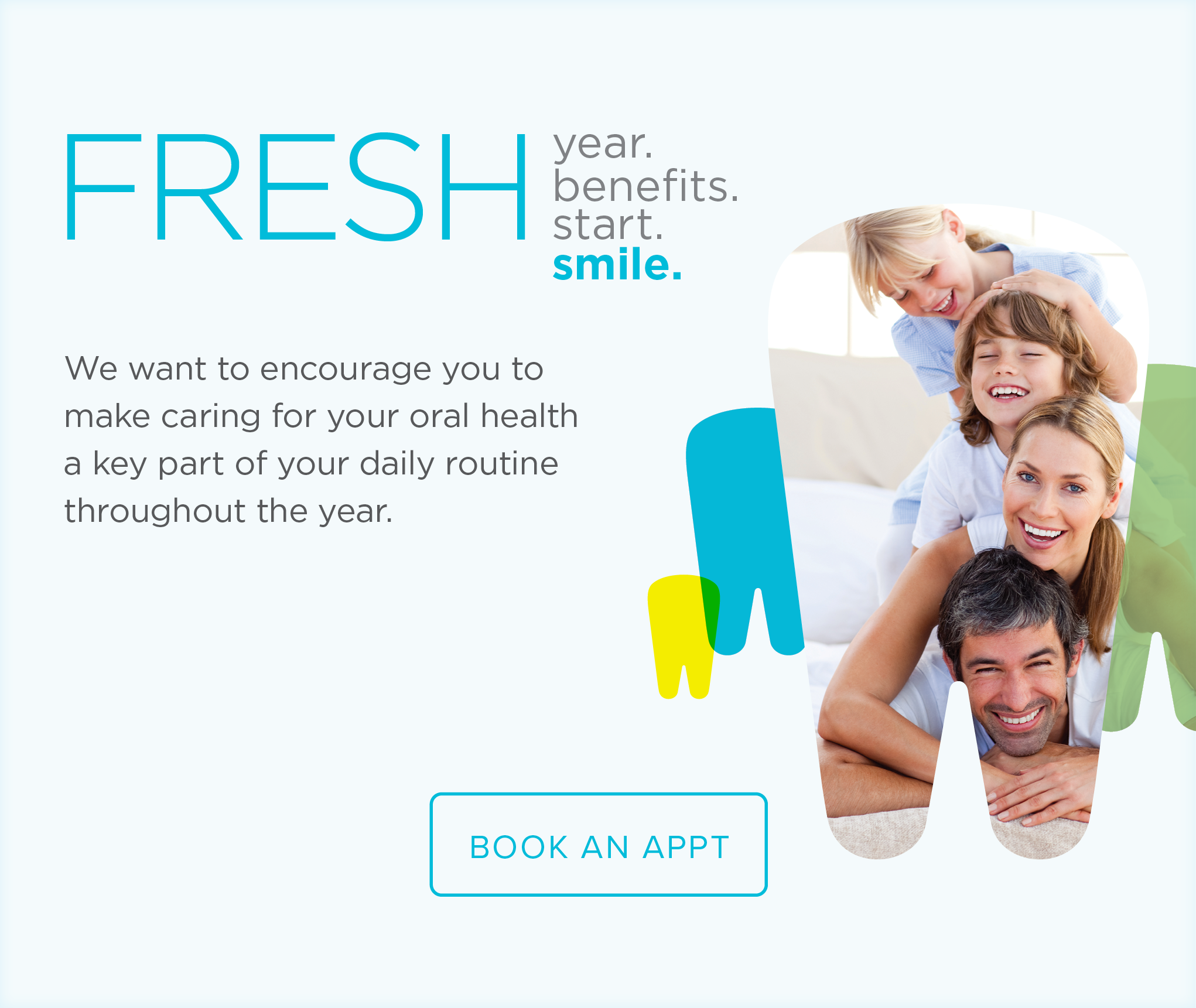 Crabapple Smiles Dental Group - Make the Most of Your Benefits